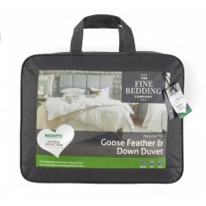 Fine Bedding Goose Feather & Down 10.5Tog