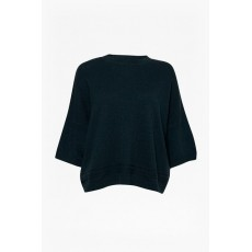 Great Plains LiNeck s Stitch Ls Round Neck  Jumper Winter Green