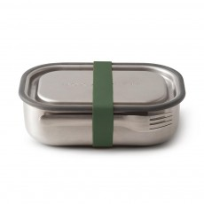 BAM Stainless Steel Lunch Box Large Olive