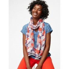 White Stuff Floral Pop Scarf
