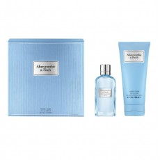 Abercrombie & Fitch First Instinct Blue Eau De Parfum Christmas Coffret Gift Set