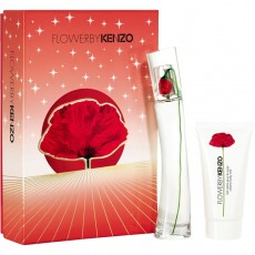Flower By Kenzo Eau De Parfum Christmas Coffret Gift Set