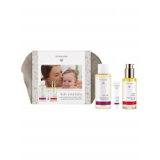 Dr Hauschka Bath Time Baby Gift Set