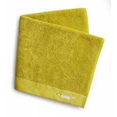 Scion Mr Fox Mustard Towel