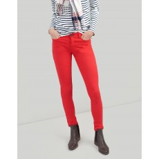 Joules Monroe Skinny Stretch Jeans Watermelon