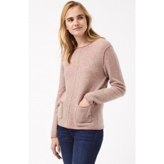 White Stuff Albie Jumper Cherry Pink