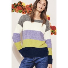 White Stuff Lolly Stripe Jumper Multi