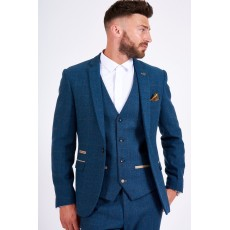 Marc Darcy Dion Jacket Blue
