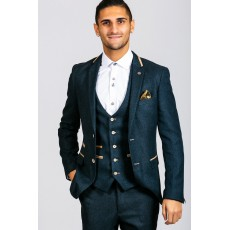 Marc Darcy Glen Jacket Navy