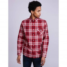 Pretty Green Large Check Shirt
