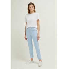 Great Plains High Rise Blue Trousers