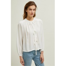 Great Plains Texas Milk Blouse