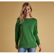 Barbour Sailboat Green Knit