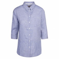 Barbour Seaward Blue Shirt