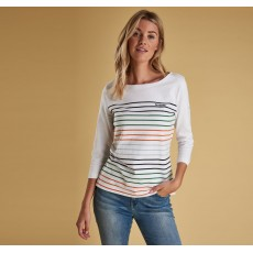 Barbour Littlehampton White Top