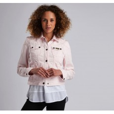 Barbour International Casual Pale Pink Jacket