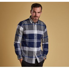 Barbour Brothwell Grey Shirt
