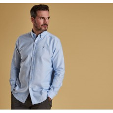 Barbour Oxford Blue Shirt