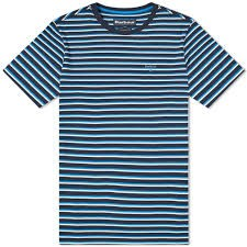 Barbour Crane Navy Stripe Tee