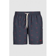 Barbour Coastal Navy Swim Shorts