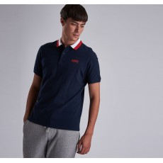 Barbour International Ampere Navy Polo