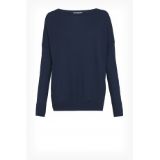Great Plains Malibu Merino Dark Navy Knitwear