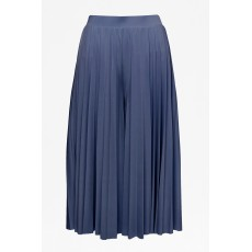 Great Plains Pleat Dark Navy Culottes