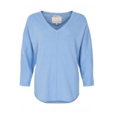 Part Two Hido Blue Pullover