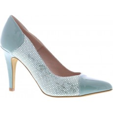 Cappolini Theresa Green Court Shoe