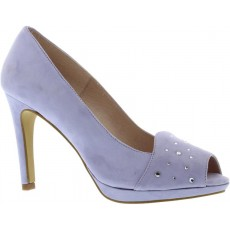 Cappolini Jasmine Purple High Heel