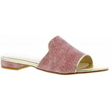 Cappolini Carrie Blush Slip On Sandal