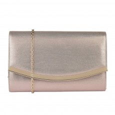 Lotus Vanessa Handbag Pink Metallic
