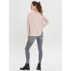 Only Onlkleo Long Sleeve Plain Pullover
