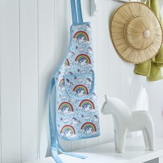 Childs PVC Apron Unicorn
