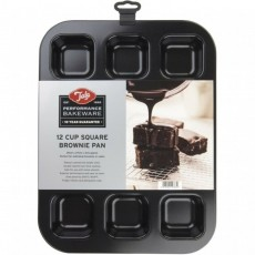 Tala Performance Non Stick 12 Cup Square Brownie Tin