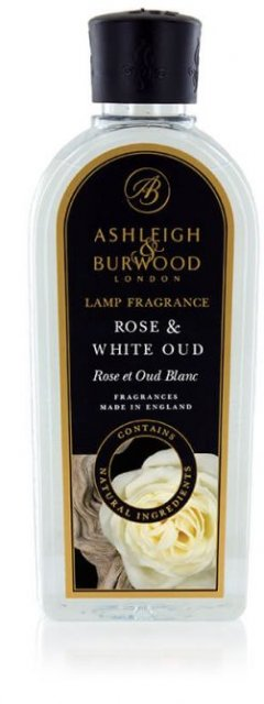 Ashleigh & Burwood Lamp Fragrance Rose & White Oud 500ml