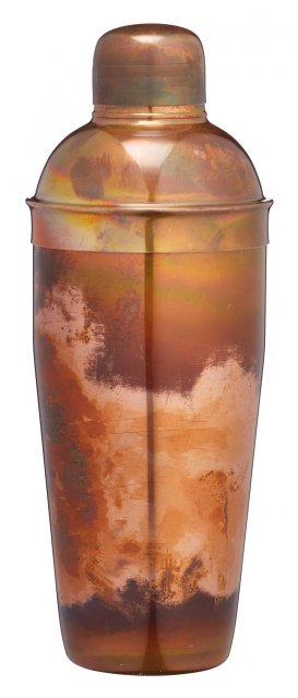 Barcraft Cocktail Shaker Iridescent Copper