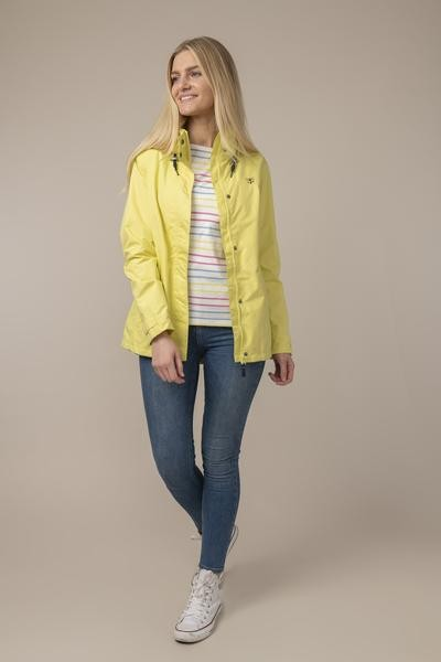Beachcomber  Jacket  Lemon