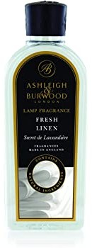 Ashleigh & Burwood Lamp Fragrance Fresh Linen 500ml