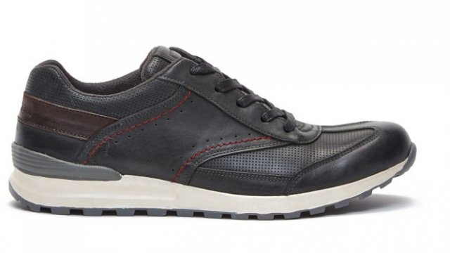 Chatham Diego Dark Grey Trainer