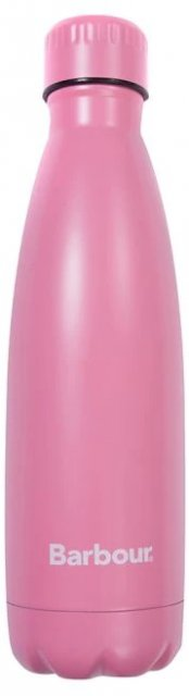 Barbour Water Bottle Blossom Pink