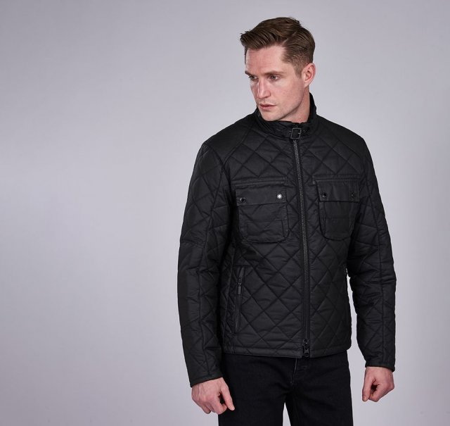 Barbour International Peel Wax Jacket