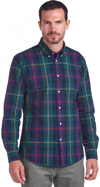 Barbour High Check Shirt