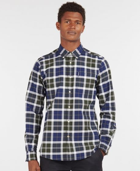Barbour Tartan 11 Tailored Shirt