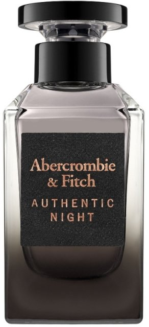 Abercrombie & Fitch Authentic Night Men Edt 100ml
