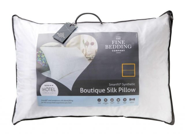 Fine Bedding Boutique Silk Pillow