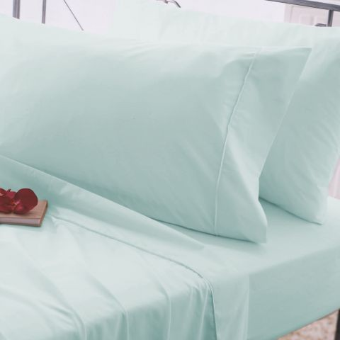 50/50 Poly Cotton Fitted Sheet