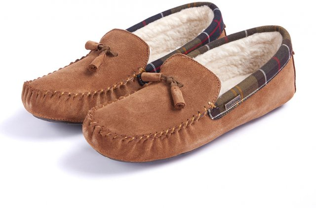 213f38f971d9 Barbour Alice Slippers Tan - Slippers - Barbours