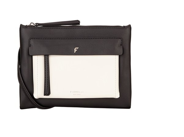 Fiorelli Alexa Contemporary Flat Crossbody Mono