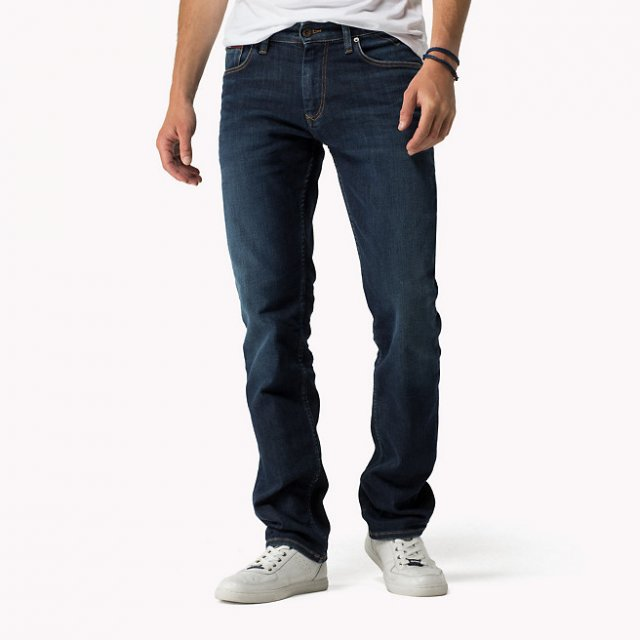 5f00972c0aed Tommy Hilfiger Original straight Ryan BLCO - Jeans - Barbours